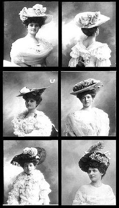 Chapeaux-Madame-Alphonsine---Nadar-1900