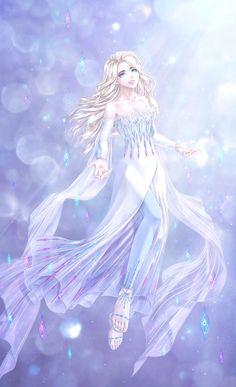 Elsa Anime, Frozen Anime, Frozen Art, Disney Princess Frozen, Disney Princess Pictures, Disney And Dreamworks, Disney Pixar, Punk Disney, Disney Movies