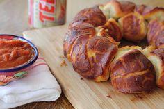 Ring Of Bread + DOUGH RECIPE