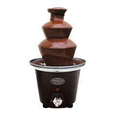 Nostalgia Electrics CFF-965 Chocolate Fondue Fountain