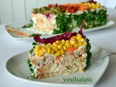 Etimek Salatası | YeşilSalata.com