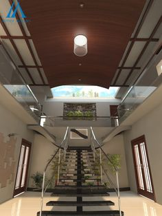 Latest 3D home interior and architectural designs by AmerAdnan Associates.