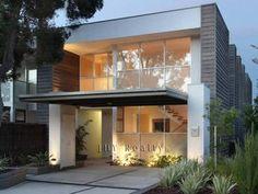 Photo of a house exterior design from a real Australian house - House Facade photo 8120337
