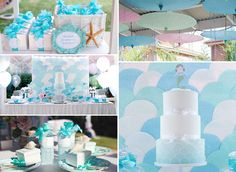 sweet 16 birthday party ideas girls for at home | Summer Party Themes and Ideas for Girls