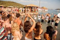 100 Days of Summer! #64 – Boat Parties & Summer's Most Beautiful Site at Soundwave Festival in Croatia