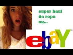 ▶ Super Haul de ropa de ebay - YouTube