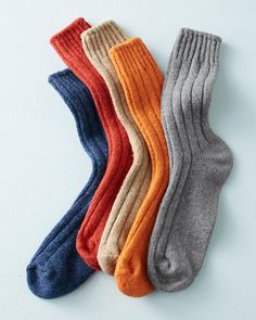 Shop for women's socks and tights at Garnet Hill. Find cashmere women's socks, smooth cotton tights, and comfy leggings for all seasons. Muck Boot Company, Give Me Five, Cotton Tights, Colorful Socks, Getting Cozy, Boots For Sale, Tight Leggings, Sock Shoes, Crew Socks