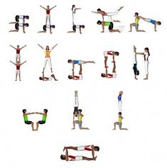 Idea, secrets, together with resource with regard to obtaining the greatest end result and attaining the max usage of acro yoga beginner Yoga poses Poses Gimnásticas, Acro Yoga Poses, Partner Yoga Poses, Acro Dance, Basic Yoga Poses, Acro Yoga Beginner, Basic Yoga For Beginners, Fitness Workouts, Yoga Fitness
