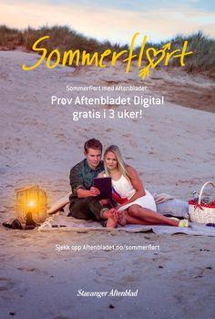 Stavanger Aftenblad – Campaign   #melvaeroglien – See more of our #design work at → m-l.no