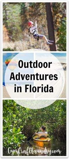 Fun Florida Outdoor Adventures for the Whole Family