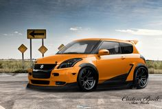 Custom Suzuki Swift Hd Cars Photos And Wallpapers Picture Car Pictures