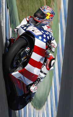 Nicky Hayden 2009