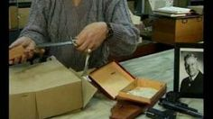 The South African Police Services Museum in Pretoria shows the relevant evidence relating to the murder of the Prime Minister in this clip, especially the blade Tsafendas used to stab Verwoerd four times.