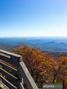 Georgia's best hikes with views: Rabun Bald on the Bartram Trail