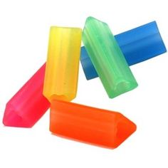 Pencil grips from the school