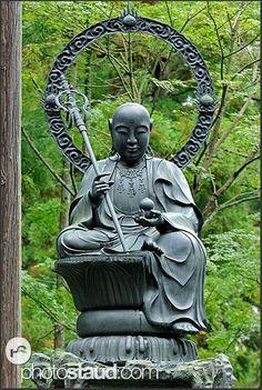 Buddhist temple, Matsushima, Japan