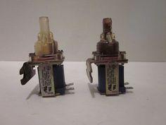 Lot 2 Deltrol Controls DSVP11N-5PX8SR9L5 70250-60 120VAC 60Hz 12W Bunn Dual DBC #DeltrolControls