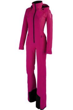 Ski wear that won't leave you looking like a Michelin man