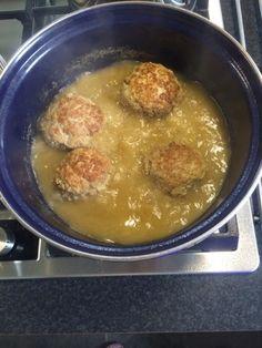 Homemade Recepten: Gehaktbal!