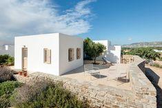 Hideaway in Griechenland: Traumurlaub auf Antiparos Paros, Chill, Romance, Europe, Mansions, House Styles, Outdoor Decor, Home Decor, Small Island