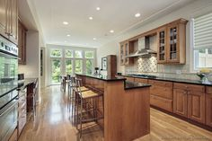 Kitchens Traditional Light Wood Kitchen Cabinets St Louis Design Cabinet Raised Panel Best Free Home Idea