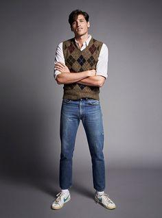 Alexandre Taleb | O xadrez Argyle | http://www.alexandretaleb.com.br