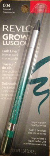Revlon Grow Luscious Lash Liner 004 Emerald Pack of 2 ** You can get more details by clicking on the image.
