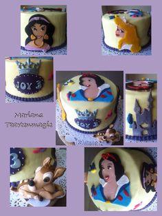 Voor Joy die gek is op de Disney  prinsessen