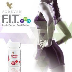 Suplement diety Forever Therm™ to receptura, która – dzięki zielonej herbacie – pomaga utrzymywać poziom energii i wspierać metabolizm tłuszczów, towarzysząc ci w drodze do szczuplejszej figury.