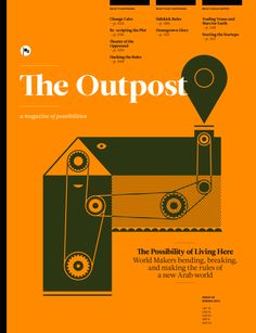 The Outpost magazine, issue 2