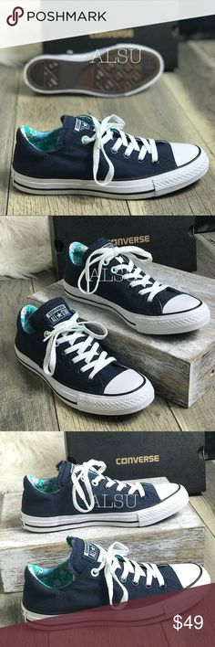 buy online 4620c ee319 Converse Shoes Sneakers. See more. Converse Ctas Madison OX Athletic Navy W  AUTHENTIC Brand new with box. Price is firm