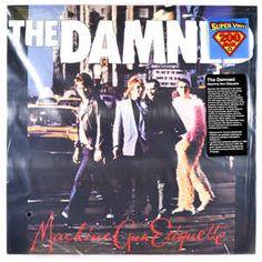 The Damned - Machine Gun Etiquette: buy LP, Album, Ltd, Num, RE, RM, 200 at Discogs