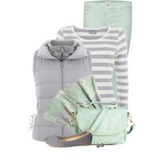 A fashion look from February 2015 featuring striped shirt, Mint Velvet and super skinny jeans. Browse and shop related looks.