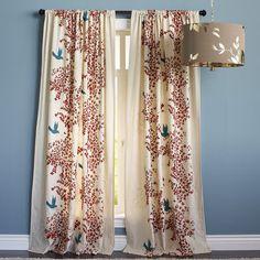 riya suzani curtain - pier 1 $65 | window treatments | pinterest