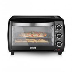 Homesavers | TOWER 14 litre Mini Oven Kitchen Oven, Mini Kitchen, Kitchen Appliances, Kitchens, Mini Grill, Grill Oven, Oven And Hob, Domestic Appliances, Home Baking