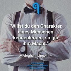 #bluequotes #zitate #spruch #weisheit #Lincoln #usa #abraham: