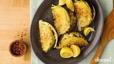 Side Dish Recipes - How to Make Roasted Cabbage - YouTube