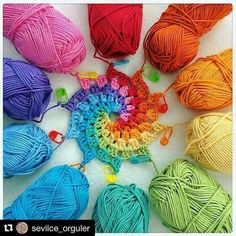 """Okay, so, the title says""""crochet business truths"""" so that's what I'm going to deliver. Running a crochet business is super special! Spiral Crochet, Rainbow Crochet, Freeform Crochet, Crochet Squares, Crochet Motif, Crochet Doilies, Crochet Flowers, Crochet Hooks, Crochet Baby"""