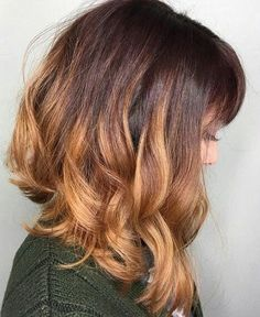 34 trendy hair curly lob with bangs Curly Lob, Curly Hair Styles, Natural Hair Styles, Line Bob Haircut, Lob Haircut, Haircut Layers, Shatush Hair, A Line Bobs, Inverted Bob Hairstyles