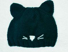Cat hat 😄  💕 😄