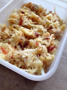 Zeller, Good Food, Yummy Food, Pasta Salad, Macaroni And Cheese, Ethnic Recipes, Foods, Crab Pasta Salad, Food Food