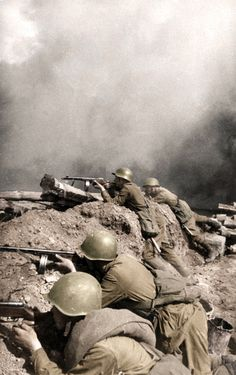 Red Army - Stalingrad Battle 1942 | Flickr - Photo Sharing!