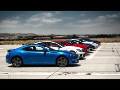 【動画】それじゃあ、世界のスーパーカーを同時にスタートさせたら?