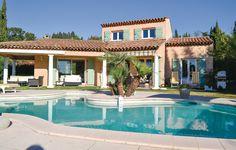 Vakantiehuis Mougins - Heerlijk vakantiehuis voor 6 personen met privé zwembad op slechts 5 kilometer van het bruisende Cannes. Meer info: http://www.novasol.be/p/fca560