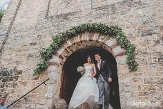 Foto reportaje de boda realizado por un fotógrafo de Fotostudi en Ca nAlzina y la Ermita de Sant Ponç. Si te casas en Ca n'Alzina mira las fotos de la boda.