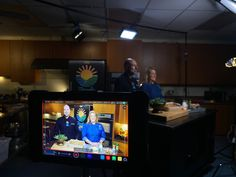 A sneak peek at what our chefs have been up to in the Fresh From Florida test kitchen! Test Kitchen, Chefs, New Recipes, Behind The Scenes, Florida, Fresh, Funny, The Florida, Funny Parenting