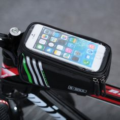 Share and Get It FREE Now   Join Gearbest     Get YOUR FREE GB Points and Enjoy over 100,000 Top Products,B - SOUL YA0207 Bike Front Tube Bag