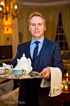 Fascinating Tips on Etiquette From A Royal Butler {That You May Be Doing Wrong!} Etiquette Tips Royal Butler Grant HarroldEtiquette Tips Royal Butler Grant Harrold Tea Etiquette, Dining Etiquette, Etiquette And Manners, Good Manners, Table Manners, Vintage Modern, Finishing School, Duchess Of Cornwall, English Style