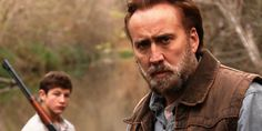 Joe  Nicolas Cage stars as a hard-living ex-con who becomes friend and protector for a hard-luck kid (Tye Sheridan; The Tree of Life, Mud), in this contemporary Southern gothic tale from acclaimed filmmaker David Gordon Green (George Washington, All the Real Girls).