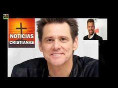 Cristo Para las Naciones: Actor Jim Carrey habla de la Salvación... NOTICIER...